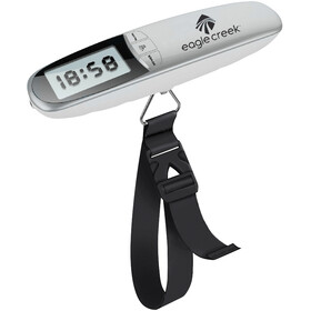 Eagle Creek Luggage Scale/Alarm Clock charcoal
